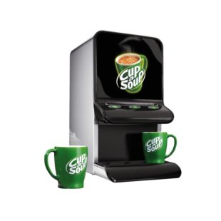 Cup-a-soup mini automaat